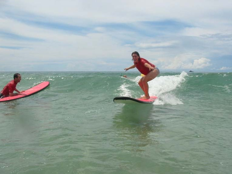 Byron Bay Style Surfing - Palm Beach Accommodation