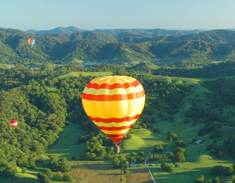Byron Bay Ballooning - Palm Beach Accommodation