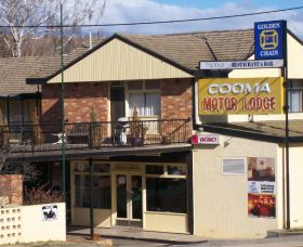 Cooma Motor Lodge Coach Tours - Palm Beach Accommodation
