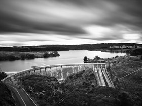 Myponga Reservoir Lookout - Palm Beach Accommodation