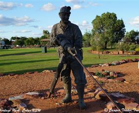 Cobar Miners Heritage Park - Palm Beach Accommodation