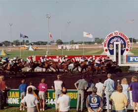 Darwin Turf Club - Palm Beach Accommodation