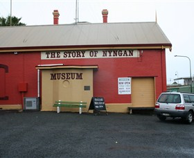 Nyngan Museum - Palm Beach Accommodation
