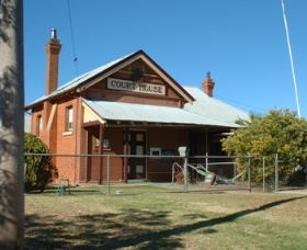 Whitton Courthouse and Historical Museum - Palm Beach Accommodation