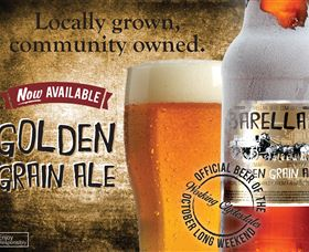 Barellan Beer - Community Owned Locally Grown Beer - Palm Beach Accommodation