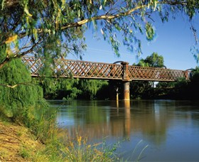 Narrandera Rail Bridge - Palm Beach Accommodation