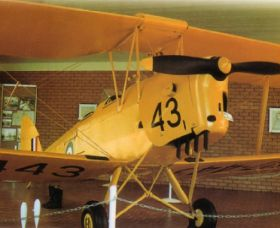 Tiger Moth Memorial - Palm Beach Accommodation