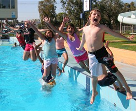 Dubbo Aquatic Leisure Centre - Palm Beach Accommodation