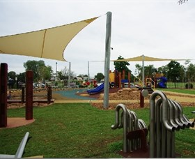 Livvi's Place Playground - Palm Beach Accommodation