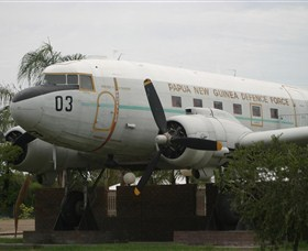 Big Plane in Moree - Palm Beach Accommodation