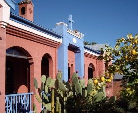 Cactus Cafe and Gallery - Palm Beach Accommodation
