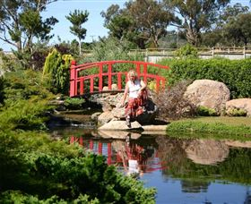 Wellington Osawano Japanese Gardens - Palm Beach Accommodation
