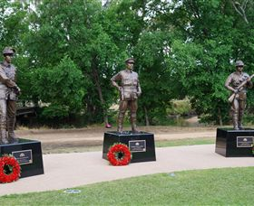 VC Memorial Park - Honouring Our Heroes - Palm Beach Accommodation