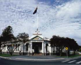 Museum of The Riverina - Historic Council Chambers Site - Palm Beach Accommodation