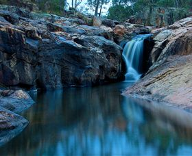 Gooram Falls - Palm Beach Accommodation