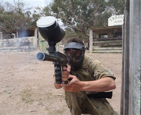Hot Shots Paintball Skirmish - Palm Beach Accommodation