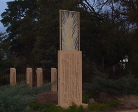 Milestones Sculptures in Cootamundra - Palm Beach Accommodation