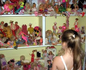 Gerogery Doll Museum - Palm Beach Accommodation