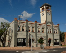 Gunnedah Cultural Precinct - Palm Beach Accommodation