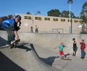 Goulburn Skate Park - Palm Beach Accommodation