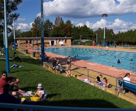 Goulburn Aquatic and Leisure Centre - Palm Beach Accommodation