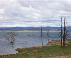 Lake Eucumbene - Palm Beach Accommodation