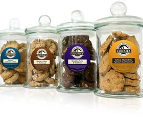 Snowy Mountains Cookies - Palm Beach Accommodation