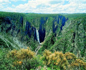 Wollomombi Falls - Palm Beach Accommodation