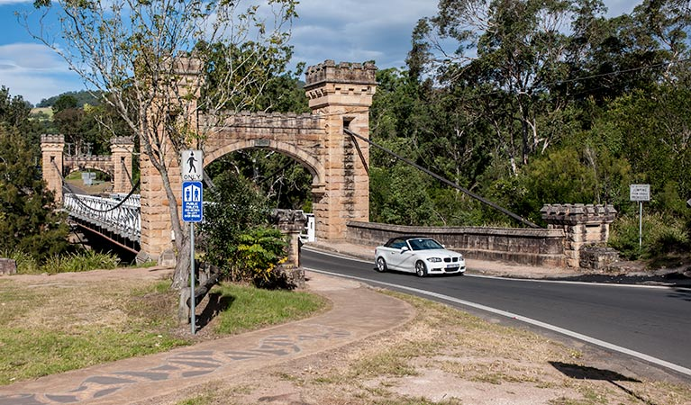 Coast to the Highlands scenic drive  Kangaroo Valley - Palm Beach Accommodation