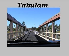 Tabulam Scenic Drive - Palm Beach Accommodation