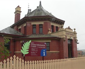 Yarram Courthouse Gallery Inc - Palm Beach Accommodation
