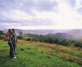 Mallanganee Lookout - Palm Beach Accommodation
