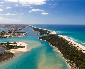 Gippsland Lakes Coastal Park - Palm Beach Accommodation