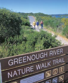 Greenough River Nature Trail - Palm Beach Accommodation