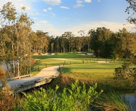 Pacific Dunes Golf Club - Palm Beach Accommodation
