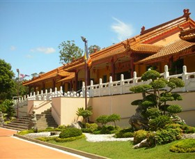 Chung Tian Temple - Palm Beach Accommodation