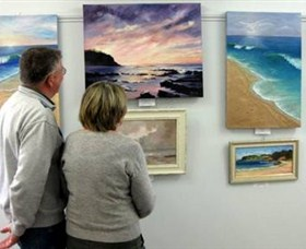 The Millhouse Art Gallery - Palm Beach Accommodation