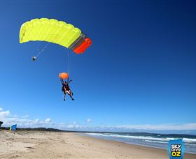 Skydive Oz Batemans Bay - Palm Beach Accommodation