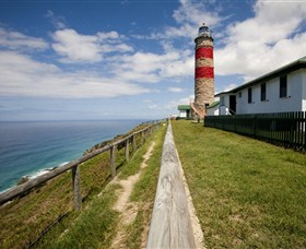 Moreton Island Lighthouse - Palm Beach Accommodation