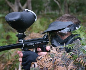 Tactical Paintball Games - Palm Beach Accommodation