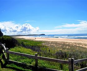 Grants Beach Coastal Walk - Palm Beach Accommodation