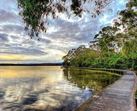 Merimbula Boardwalk - Palm Beach Accommodation