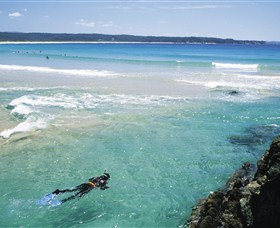 Merimbula Main Beach - Palm Beach Accommodation
