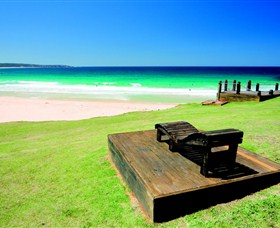 Short Point Beach - Palm Beach Accommodation