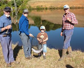 Natone Hills Fly Fishery - Palm Beach Accommodation