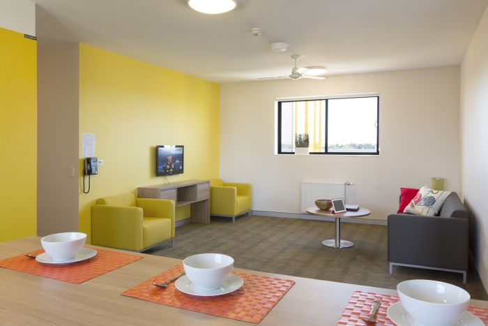 Western Sydney University Village Penrith - Palm Beach Accommodation