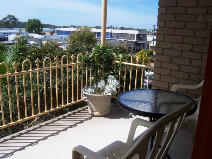 Town Centre Motor Inn - Palm Beach Accommodation