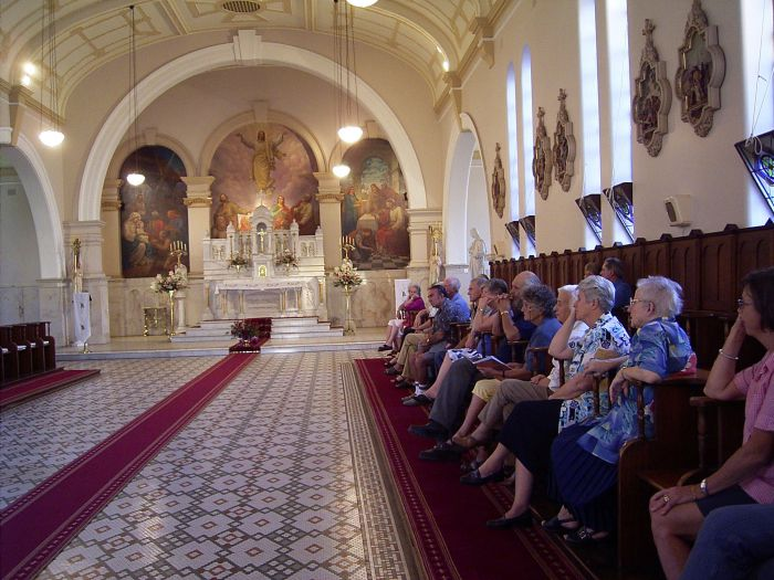 Tours of Sacred Spaces at the Sisters of Mercy Convent - Palm Beach Accommodation