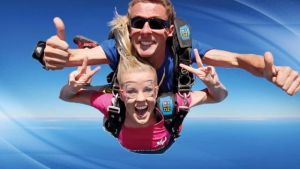 Skydive Oz Canberra - Palm Beach Accommodation