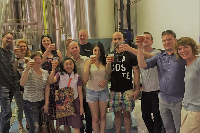CanBEERa Explorer Capital Brewery Full-Day Tour - Palm Beach Accommodation